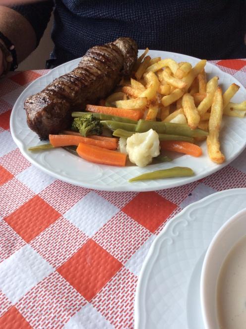Daves beef steak