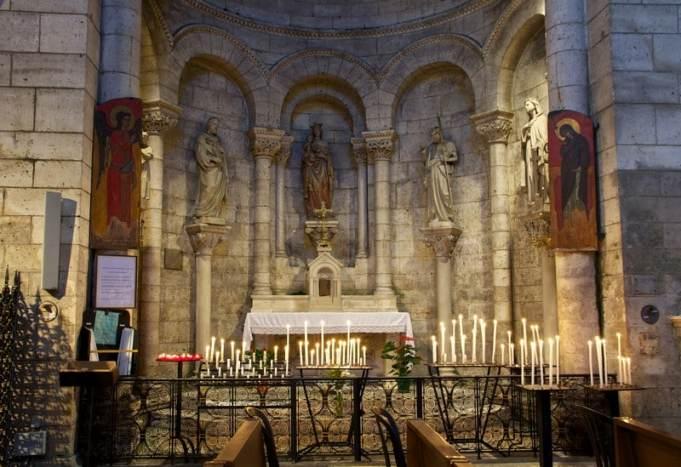 Abbatiale-Saint-Pierre-de-Brantome